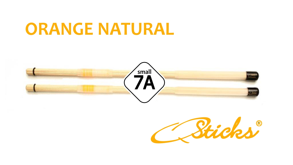 | Drumrod (Orange)
