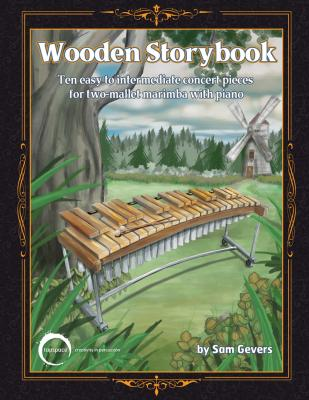 Wooden Storybook