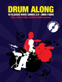 Drum Along 9 - 10 Classic Rock Songs 3.0