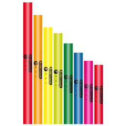 BOOMWHACKERS diatonic, set of 8