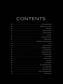 The First 50 Songs You Should Play On Xylophone table of contents 1